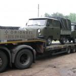 Перевозка автомобилей УАЗ