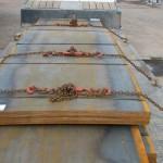 Перевозка листового металла крепление цепями