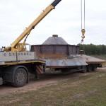 Перевозка металлоконстркуции ширина 5м
