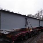 Перевозка мостовых балок L=17м