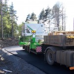 Перевозка оборудования по производству бетонных опор ЛЭТ