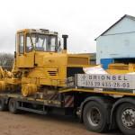 Перевозка трактора К700-