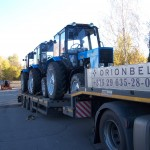 Перевозка тракторов МТЗ 82 1