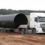 Участие в строительстве Второй кольцевой вокруг Минска
